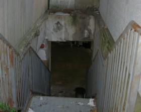 Monaldi discarica corridoi