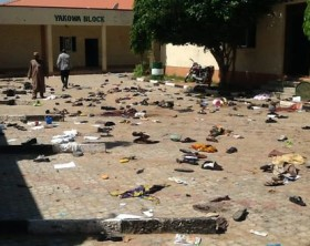At least 20 dead in suicide bombing of Nigerian government building