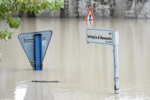 Flooding in Benevento