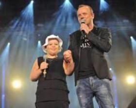 Terra fuochi: Aurora con Gigi D'Alessio a concerto