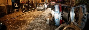Fotosud - Napoli Esplosione
