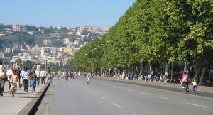 Lungomare-Napoli