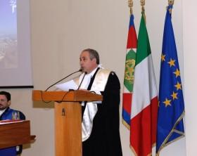 Tommaso Frosini (nella foto con Aldo Sandulli) è il nuovo membro del CDA del CNR designato dalla Confer