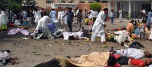 Pakistan, attentato in chiesa cristiana a Peshawar