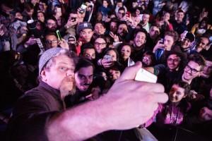 Cudlitz selfie
