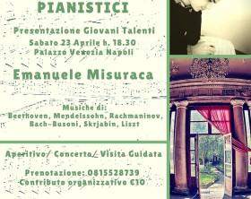 Locandina concerto Micuraca