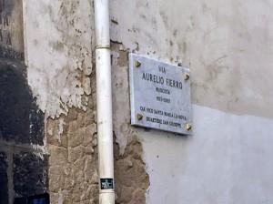 Via Aurelio fierro