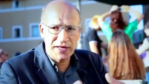 scrittore Tahar Lamri