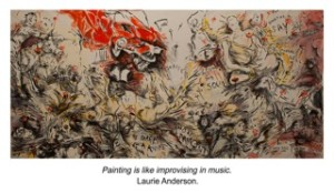 Laurie Anderson Red-Painting HI RES