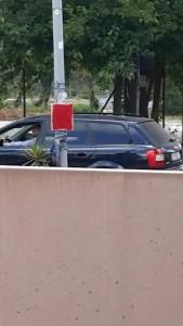 Lapide Ciro Esposito dopo atto vandalico