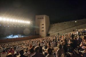 Arena Flegrea - Bollani foto: Roberto Della Noce