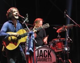 Jack Savoretti all'Arena Flegreaphoto: Roberto Della Noce