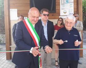 Foto Inaugurazione Casa dell'Acqua San Sebastiano al Vesuvio