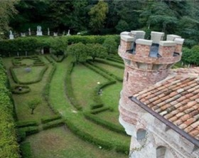 I giardini di Villa d'Ayala