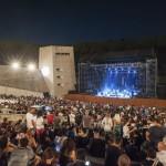 Arena Flegrea: Mike Sanchez- -foto di Roberto Della Noce