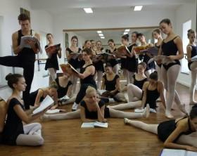 La Sala da Ballo del Liceo Coreutico del Suor Orsola (1)
