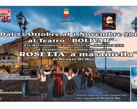 Locandina - Rosetta 'a masaniella