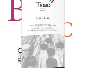 TRAMA TRUNK SHOW