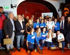 gruppo Napoli calcio femminile (1)
