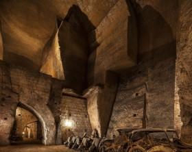 La scena teatrale del sottosuolo di Napoli