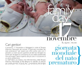 Villa Betania - Family Day