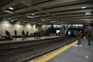 Foto 3 - Sicurezza all'interno della stazione