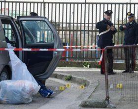 Pregiudicato ucciso a colpi di arma da fuoco a Napoli