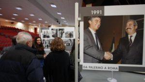 Mostra ANSA 'L'eredità di Falcone e Borsellino'