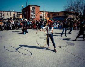 Carnevale: Gridas a Scampia