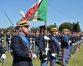 reggimento-allievi-marescialli-schierato