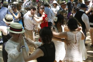Jazz Age Lawn Party, Governors Island, Financial District, Manhattan