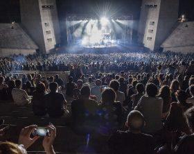 Arena Flegrea: Massive Attack - foto: Roberto Della Noce