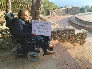 Belvedere Anacapri negato a disabile