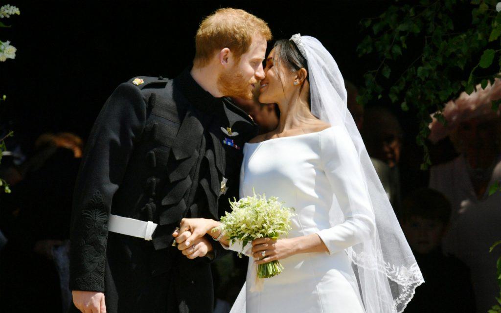 il più economico vendita online nuovi prodotti caldi Harry e Meghan sposi: milioni davanti alla tv per il Royal ...