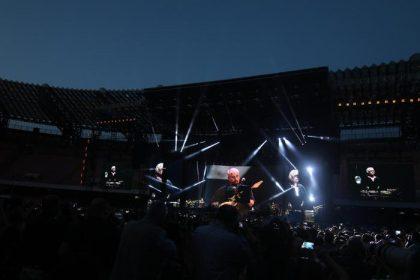 Concert-event ?Pino è? for Pino Daniele