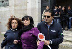 Arresto clan Aprea Giuseppina Aprea