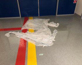 Ospedale allagato: De Luca denuncia a pm, è sabotaggi