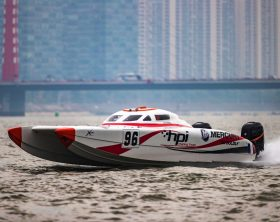 UIM XCAT World Championship Hangzhou Grand prix19th 21st  October 2108