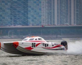 UIM XCAT World Championship  Hangzhou Grand prix 19th 21st  October 2108