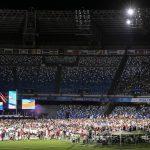 Cerimonia di chiusuraXXX Universiade Napoli 2019Napoli, 14 luglio 2019Pool Fotografi Universiade