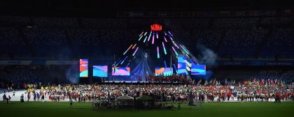 FESTA CHIUSURA UNIVERSIADE 2019