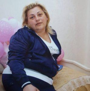 Luisa De Stefano, madre di Tommaso Schisa