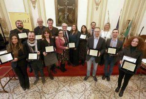 Napoli 18 novembre 2019 Premio Landolfo 2019 Ph: Stefano Renna