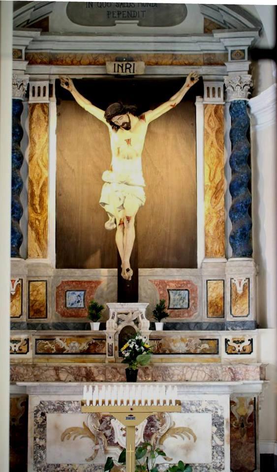 Il Crocifisso di S. Maria della Neve a Ponticelli