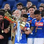 Soccer: Italian Cup; Napoli-Juventus