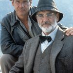 Harrison Ford And Sean Connery In 'Indiana Jones And The Last Crusade'