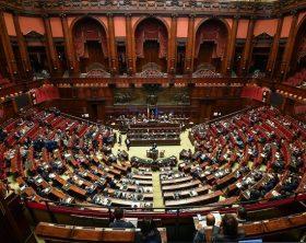 taglio-parlamentari-camera-ansa