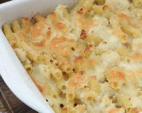 pasta-con-cavolfiore-al-forno