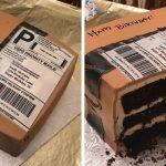 torta-di-compleanno-a-forma-di-pacco-amazon-emily-mcguire-fb