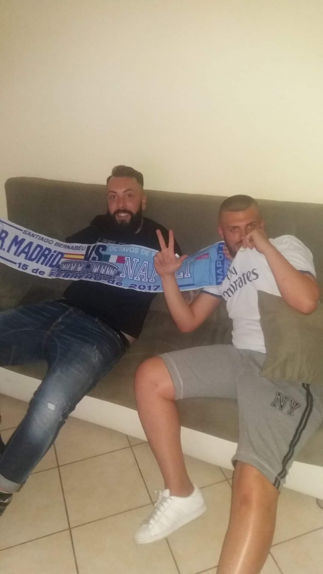 Antonio De Martino e Fabio Risi
